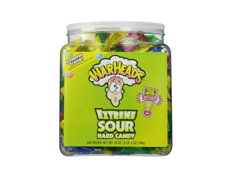 These insanely sour candies 🍋