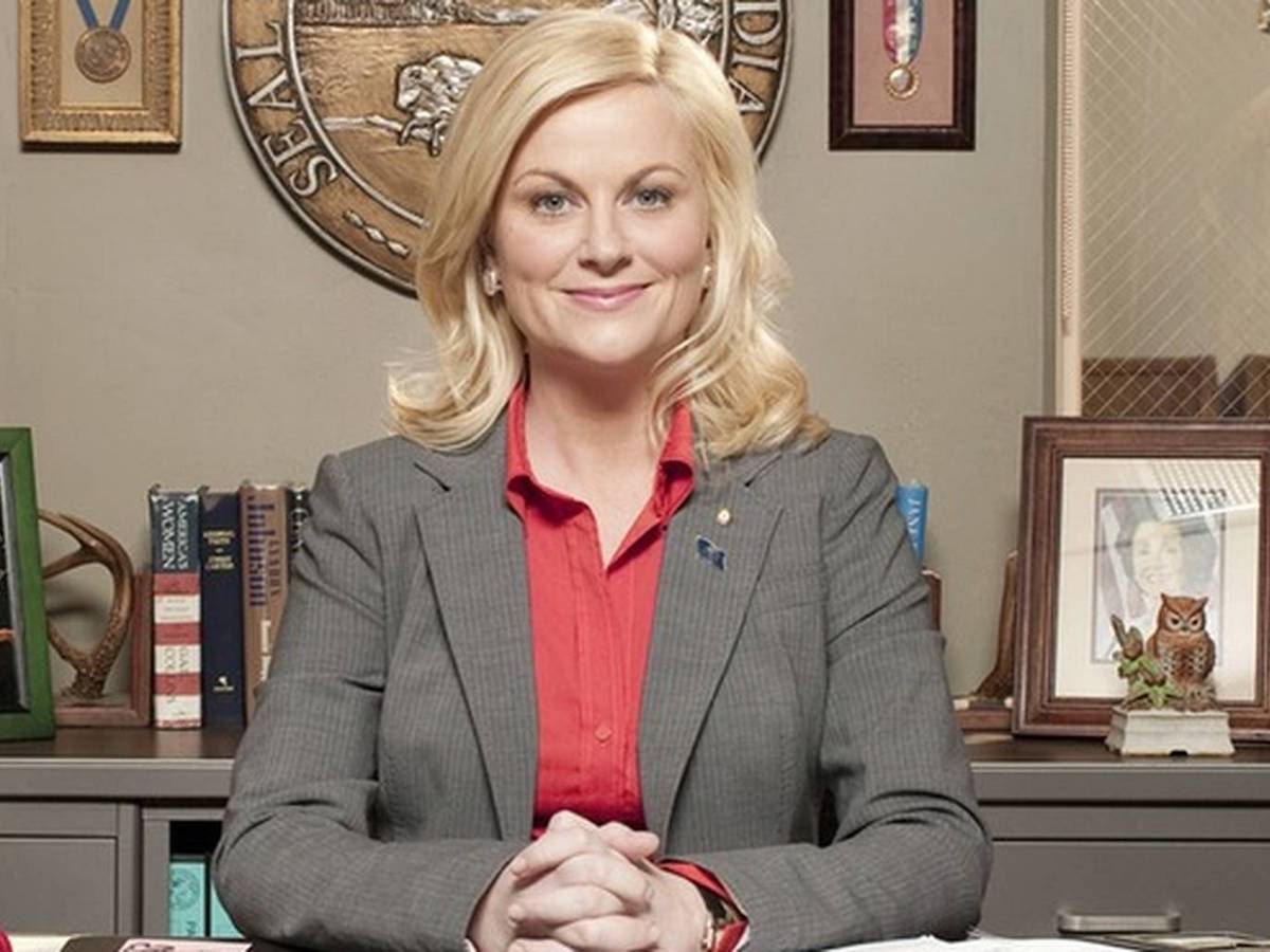 Here Are Some Totally Appropriate Uses for Leslie Knope GIFs