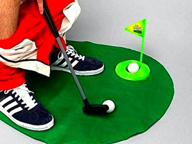 This golf game for when you've got to go ⛳
