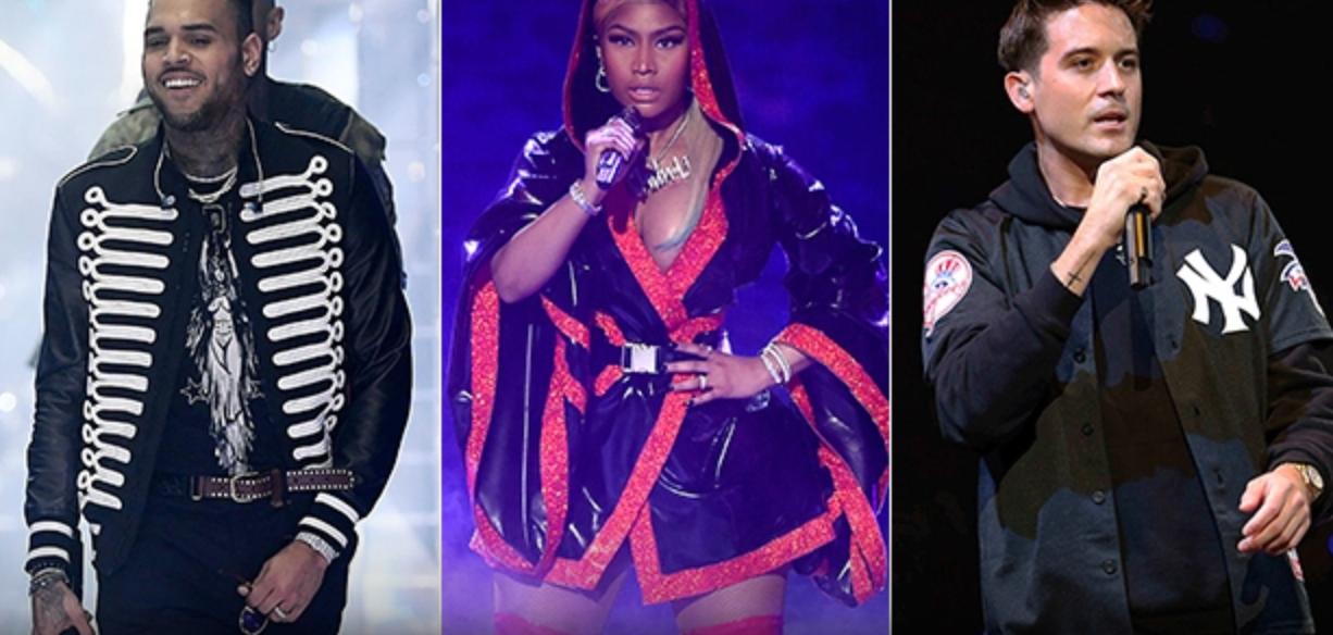 Fire Warning: Nicki Minaj And Chris Brown Are Going on Tour Together