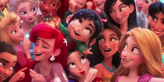 This Comprehensive Disney Princess Theory Is Totally Mind-Blowing
