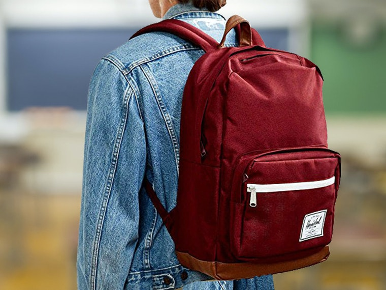 The best backpack for hauling all these back-to-school goodies