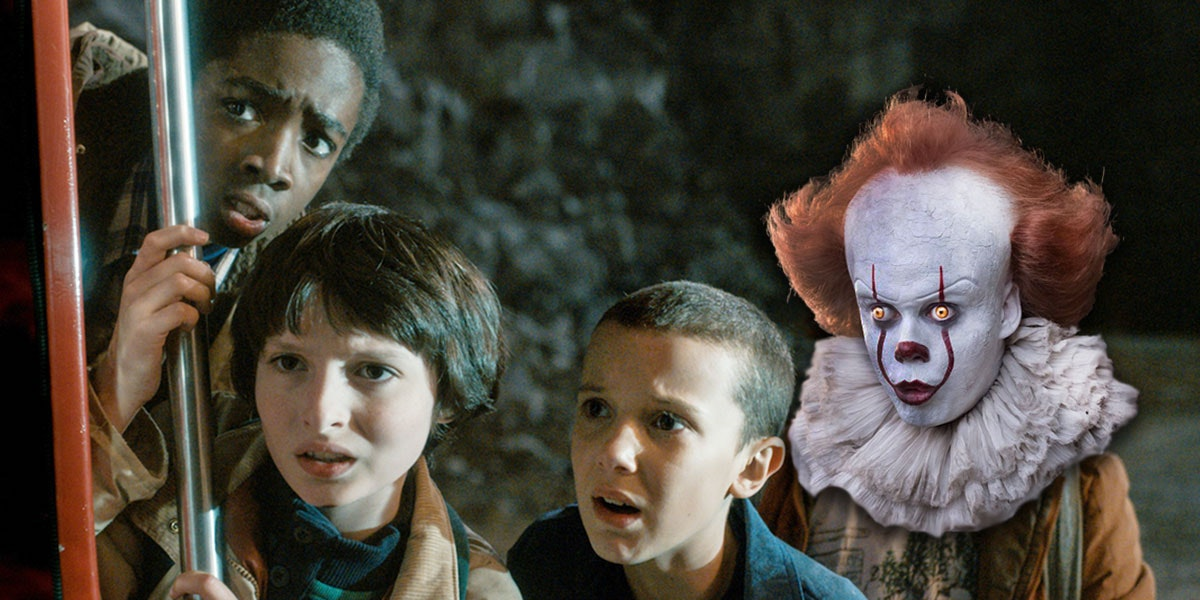 Stranger Things and It Fan Theory: Do They Exist in the Same Universe?