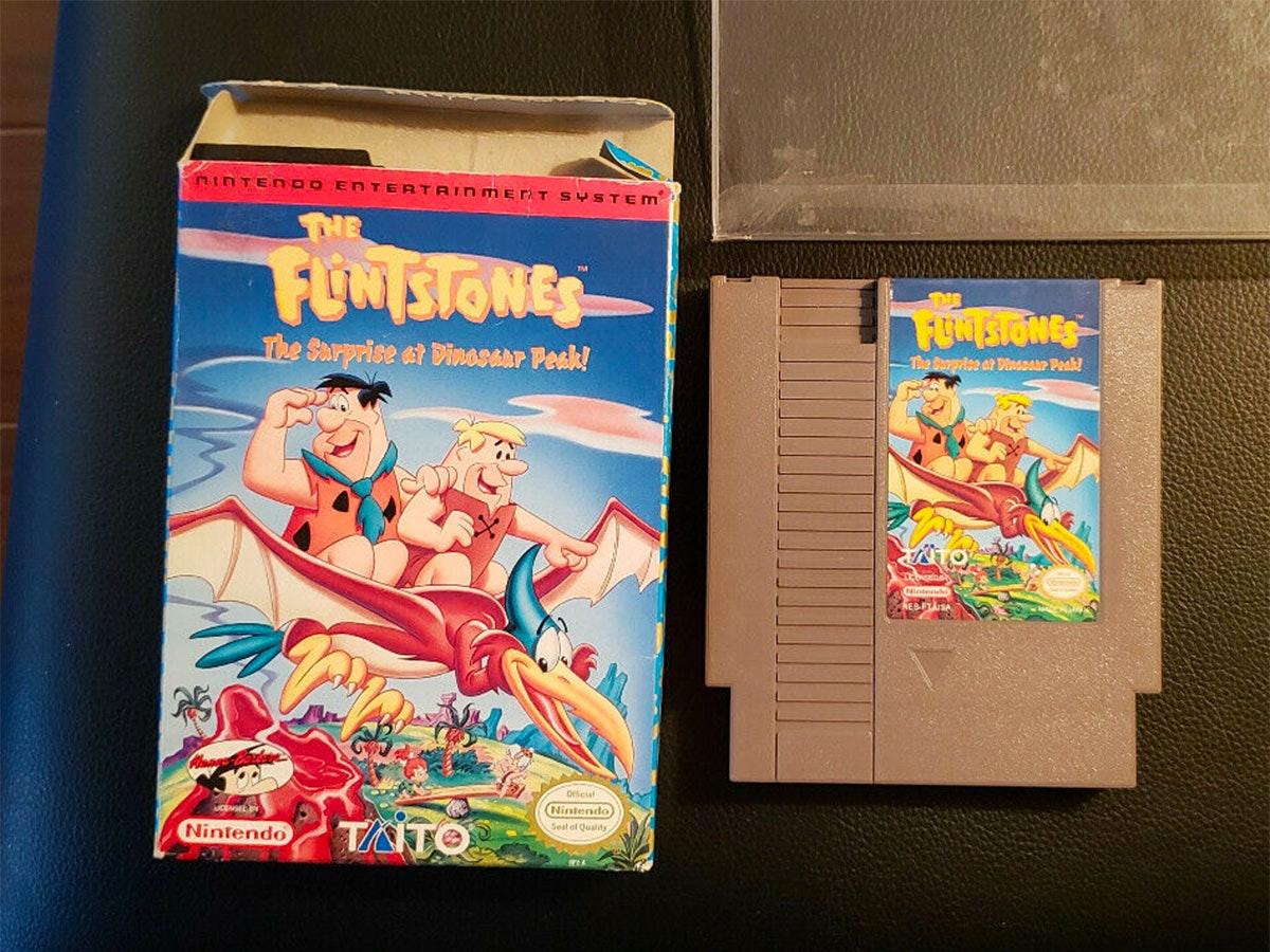 The Flintstones: Surprise at Dinosaur Peak🌋