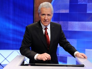 Alex Trebek Gets Choked Up Over 'Jeopardy' Contestant's Answer