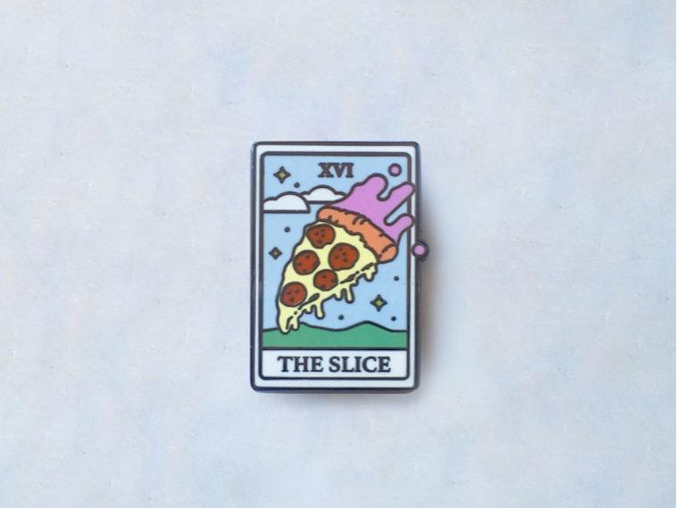 This mystic pizza 🍕
