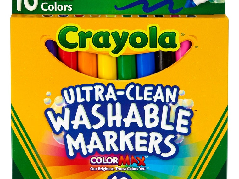 These marvelous markers