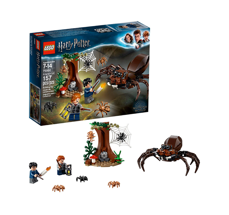 This magical set of Harry Potter Legos