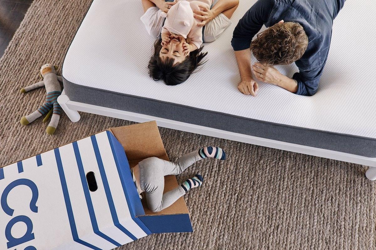 This foam mattress is an internet fave