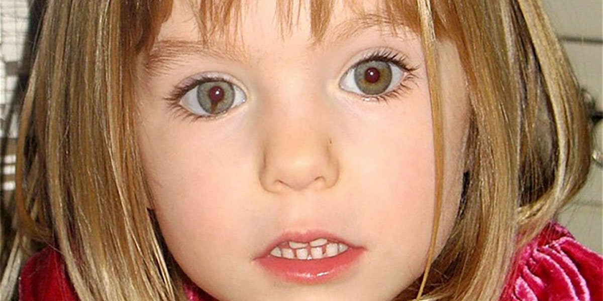 Everybody Is Talking About Netflix's New Madeleine McCann Documentary