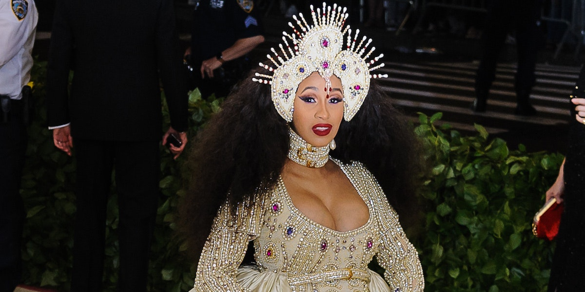 Ranking Cardi B's Hottest Pregnant Instagrams