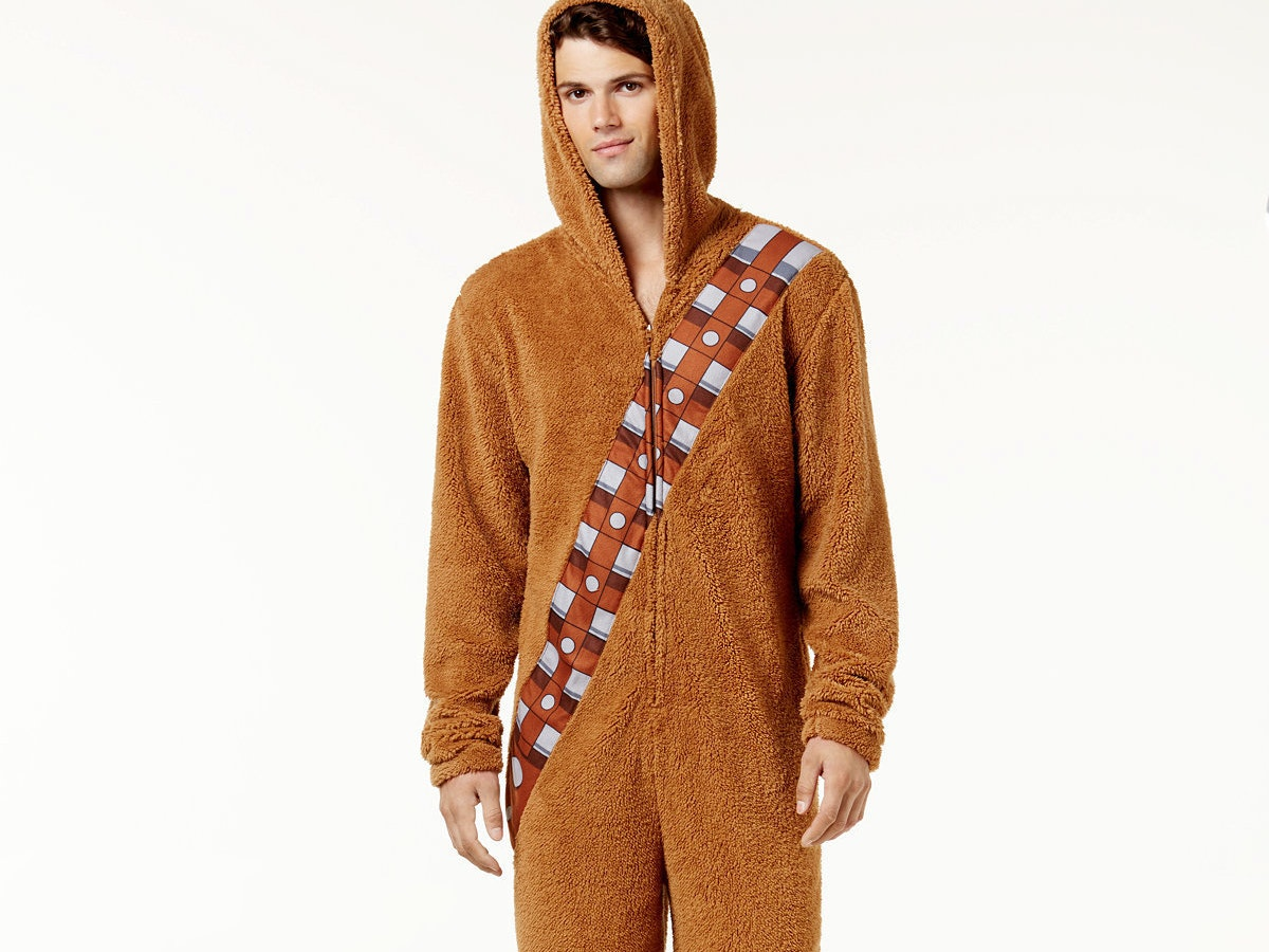 This onesie fit for a Wookie