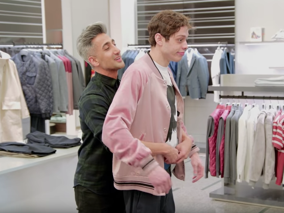 Queer Eye Gives This SNL Star a Much-Needed Makeover