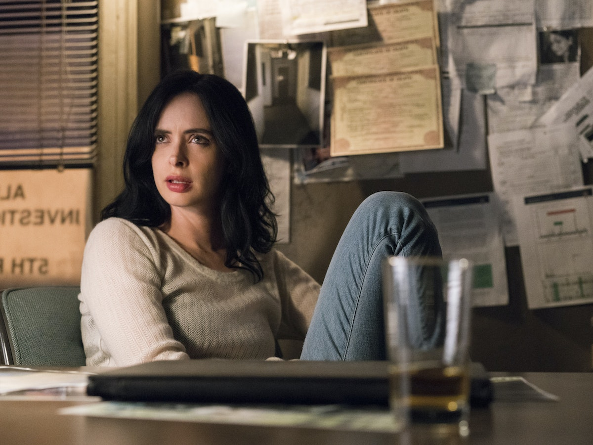 The Jessica Jones Season 2 Trailer Dropped and People are HYPED