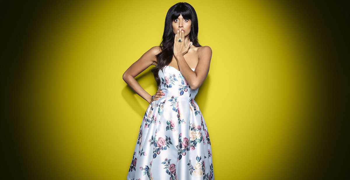 Jameela Jamil Is Here for International Women's Day and We Are All in The Good Place