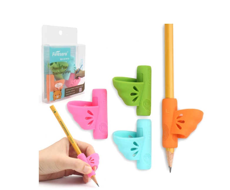 These pencil grips for lefties ✏️