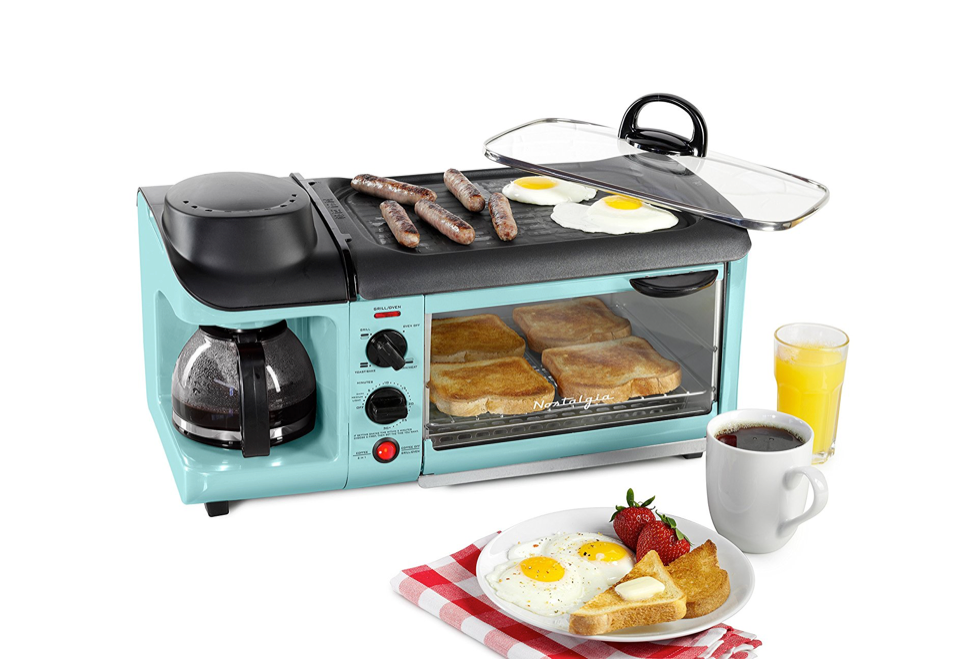 Make your entire breakfast with a single gadget🍳