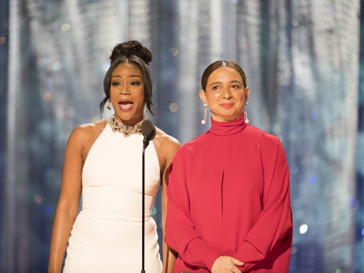 Tiffany Haddish Is the Real MVP of the Oscars