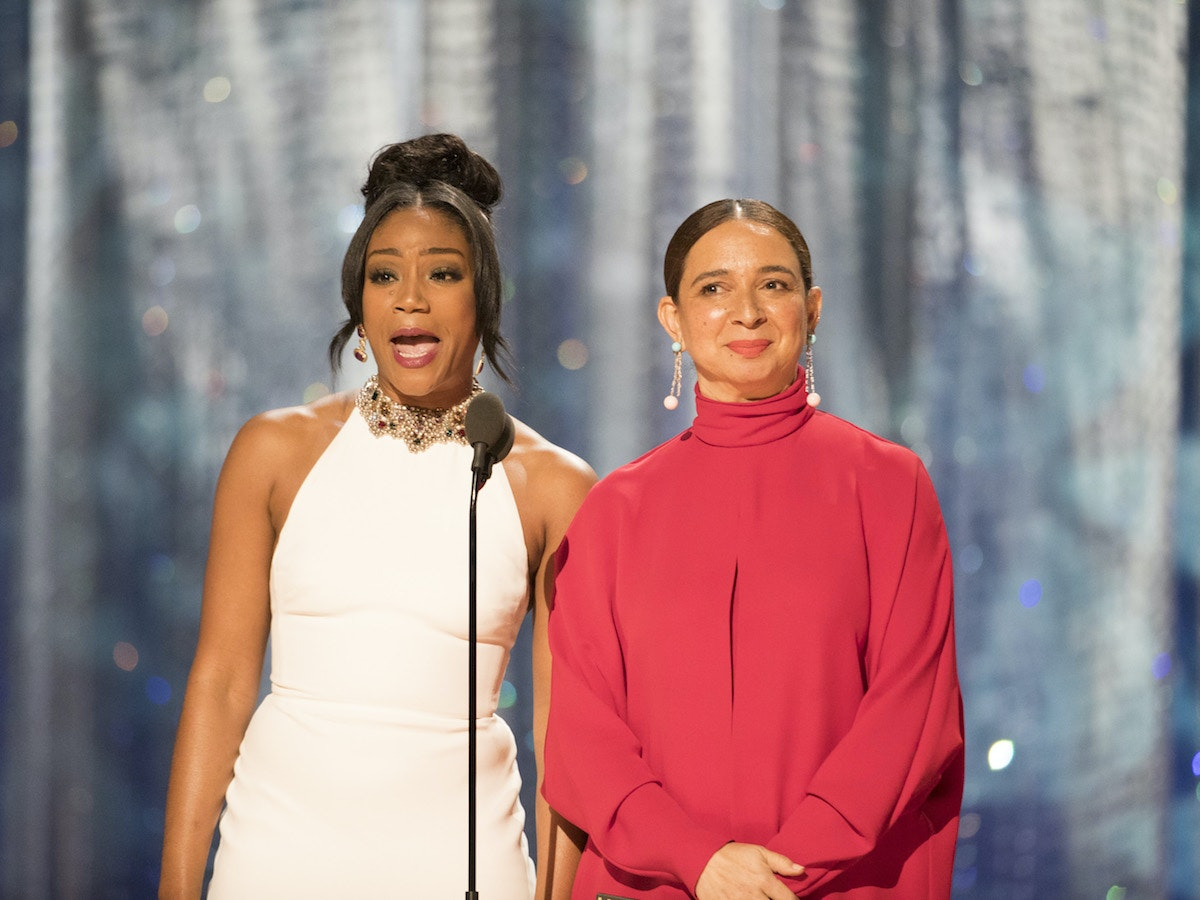 Tiffany Haddish Is the Real MVP of the Oscars