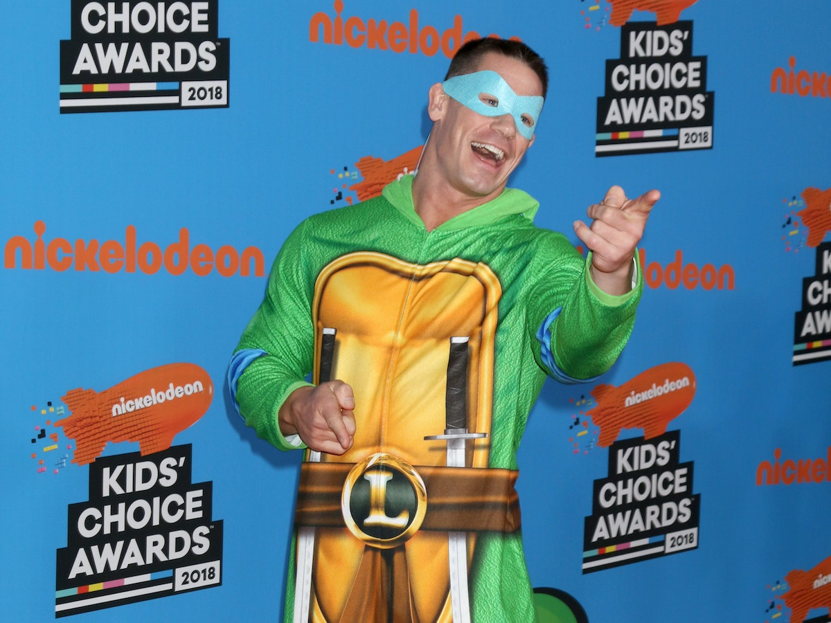 The Most Epic Slime Pics from the 2018 Kids' Choice Awards