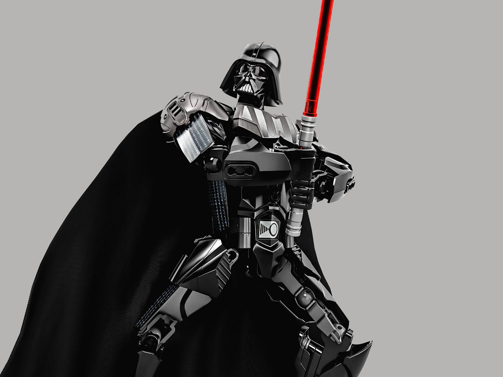 A build-your-own Darth Vader