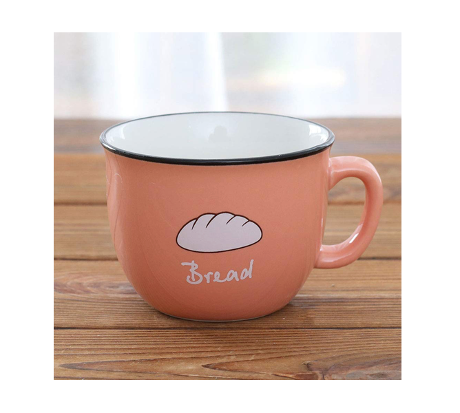 This mug that pays homage to toasty treats 🍞