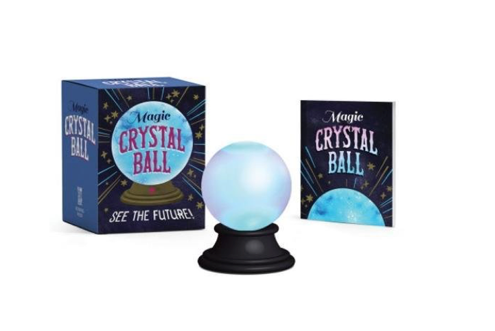 This toy that gives you a glimpse into the future 🔮