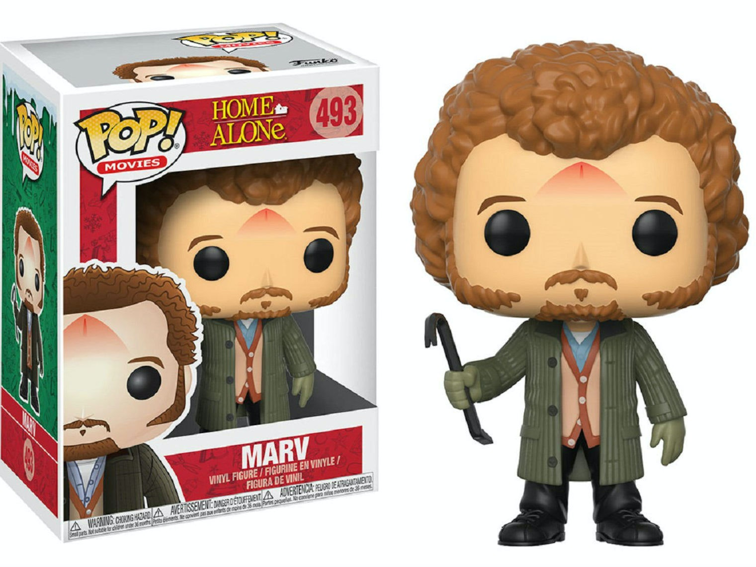 This Funko Pop celebration of the Wet Bandits