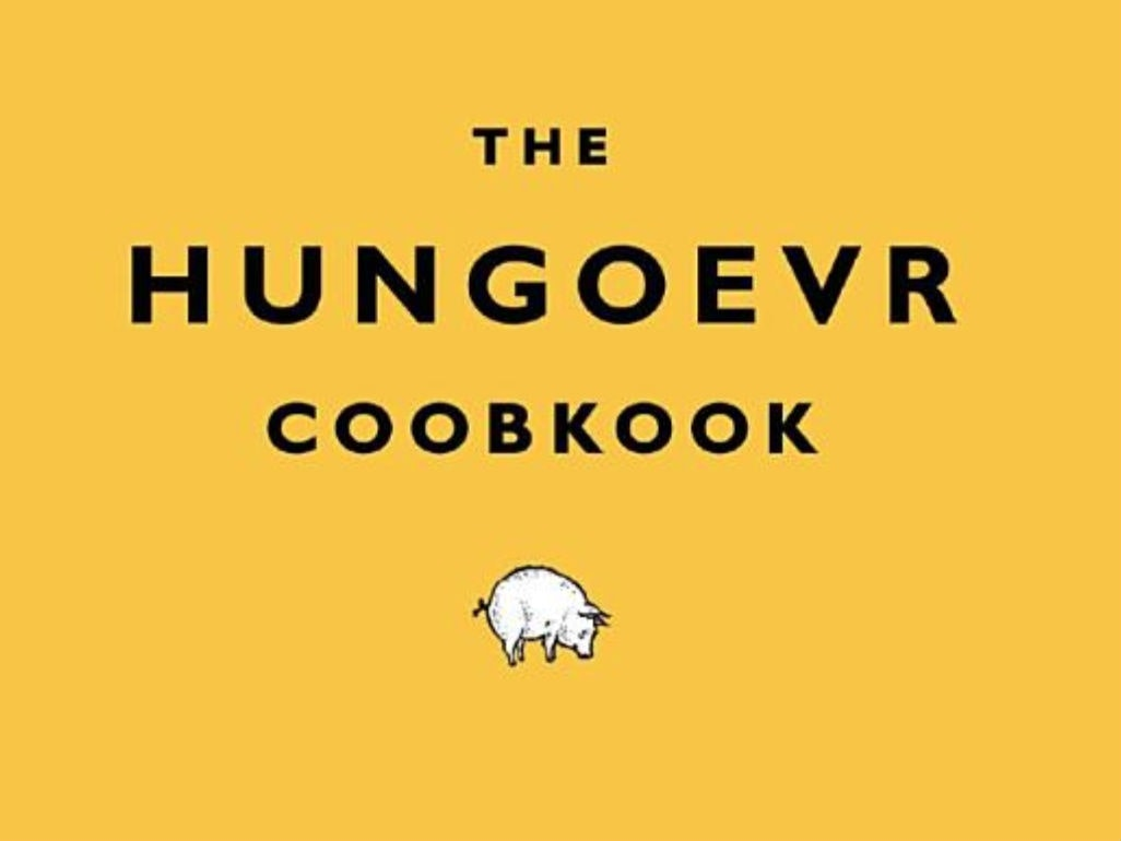 This cookbook that's perfect for the day after a bender
