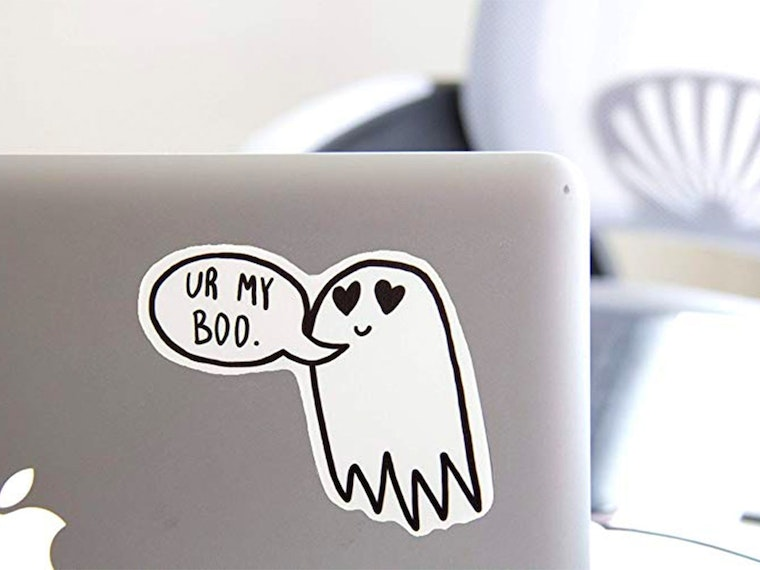 The perfect sticker for your boo 👻