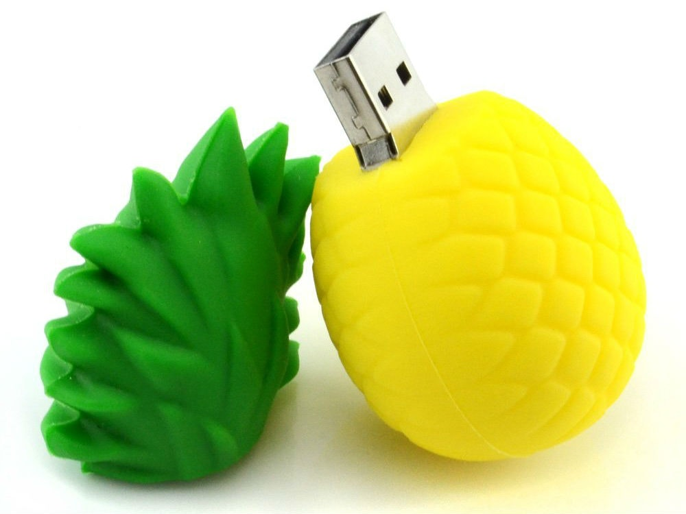 This very fruity USB flash drive