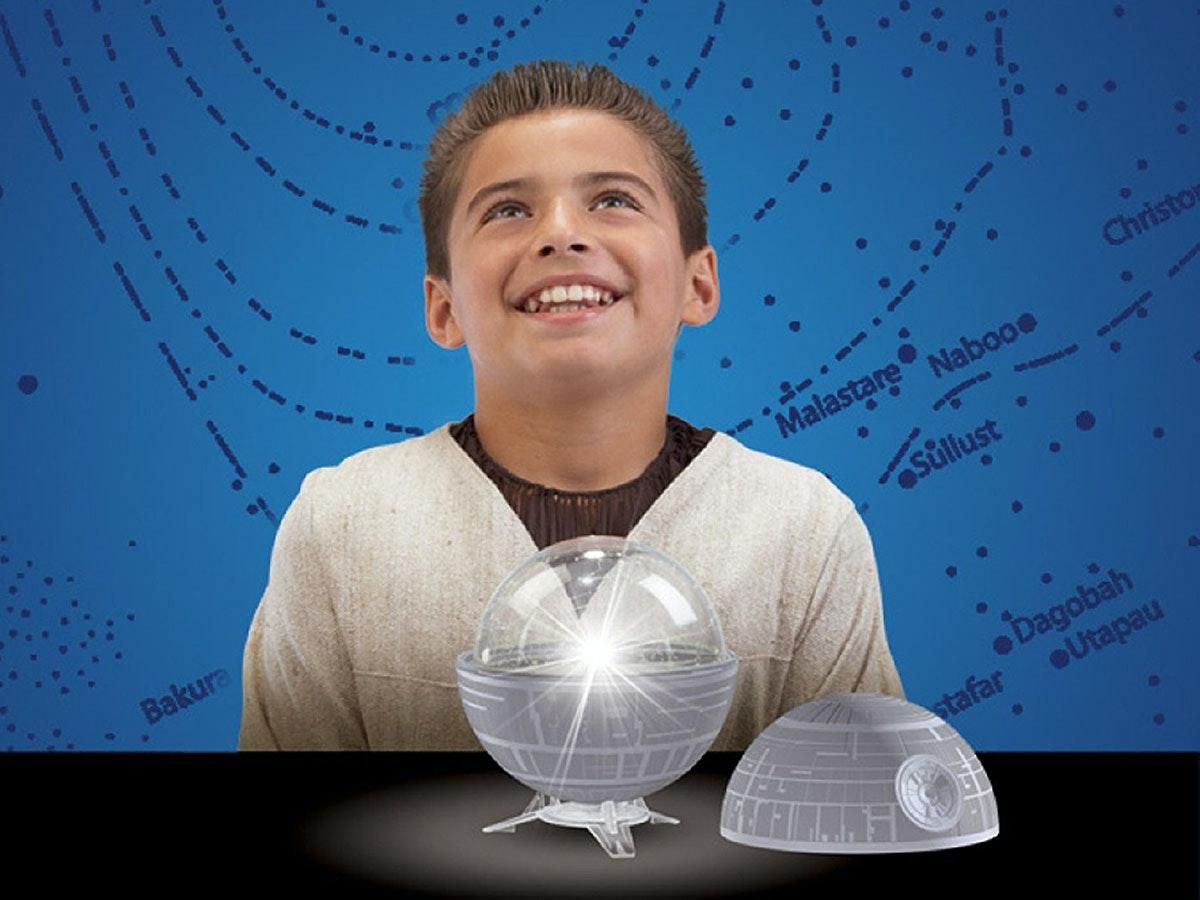 This Death Star planetarium