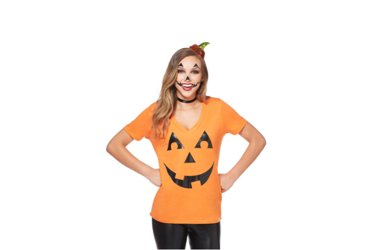 This shirt that pumpkin-izes you 🎃🎃🎃