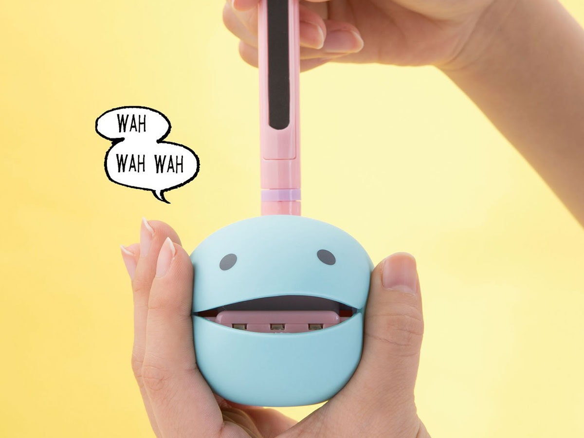This strange Japanese musical instrument with a bizarre face🎼