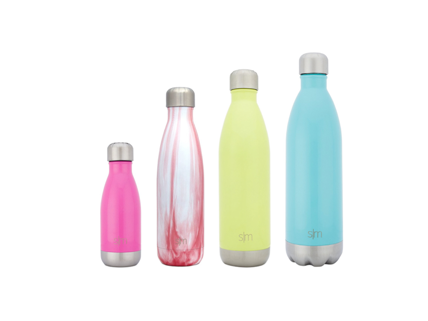 A water bottle that matches your personal style