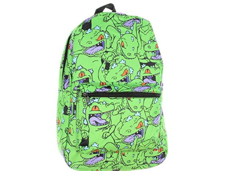 This Rugrats bag for carrying all the things