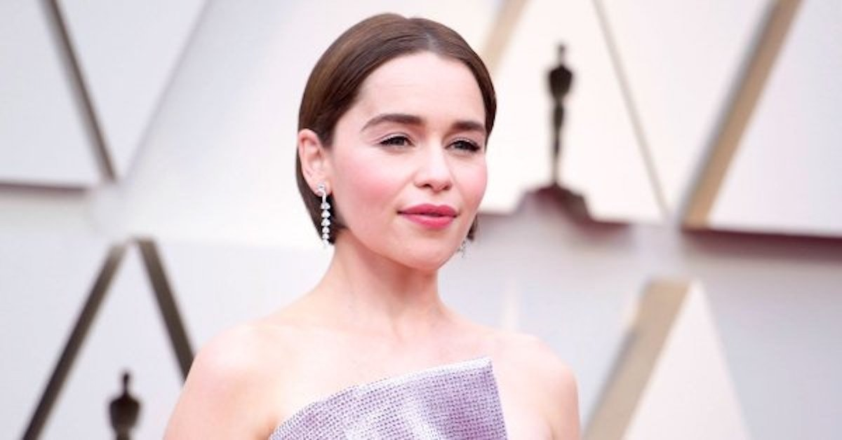 Game of Thrones' Emilia Clarke Survived Two Life-Threatening Brain Aneurysms