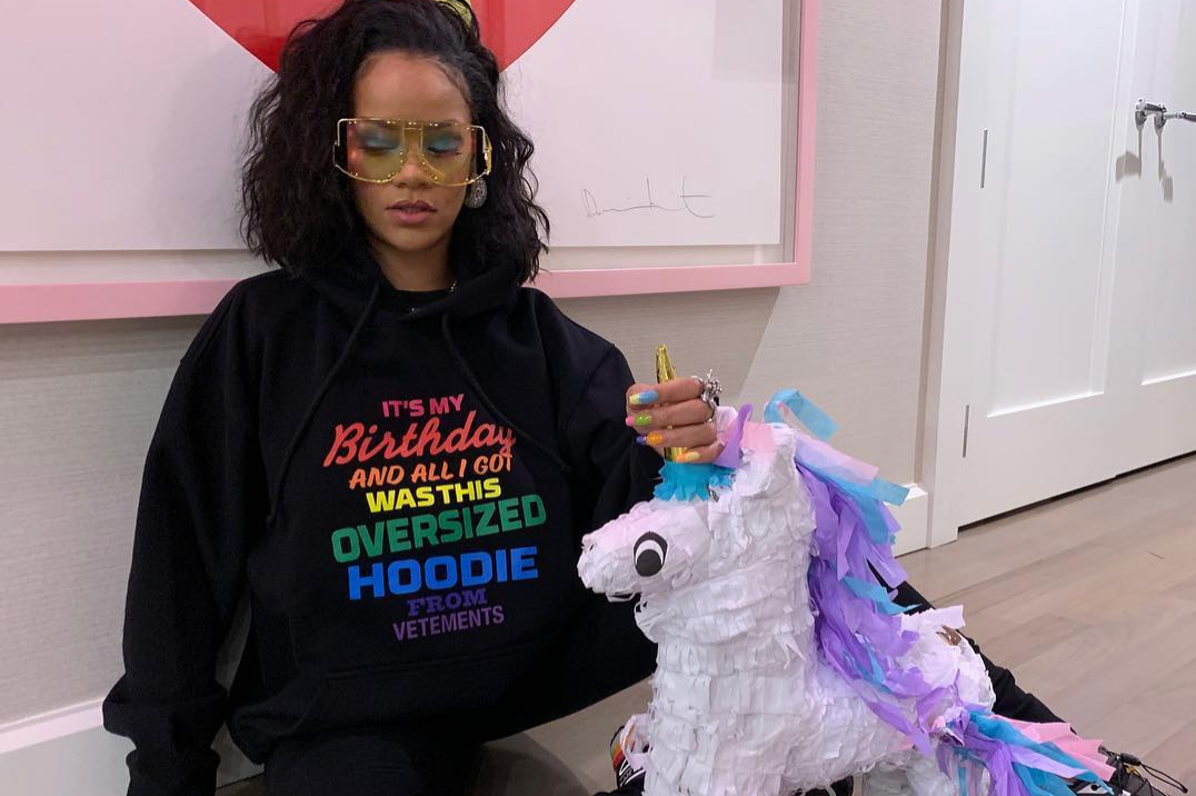 Best Celebrity Instagram Photos Tonight: Rihanna and Bobby Berk