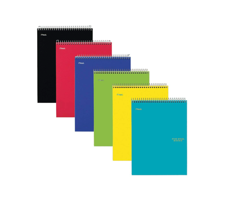 These top-bound notebooks