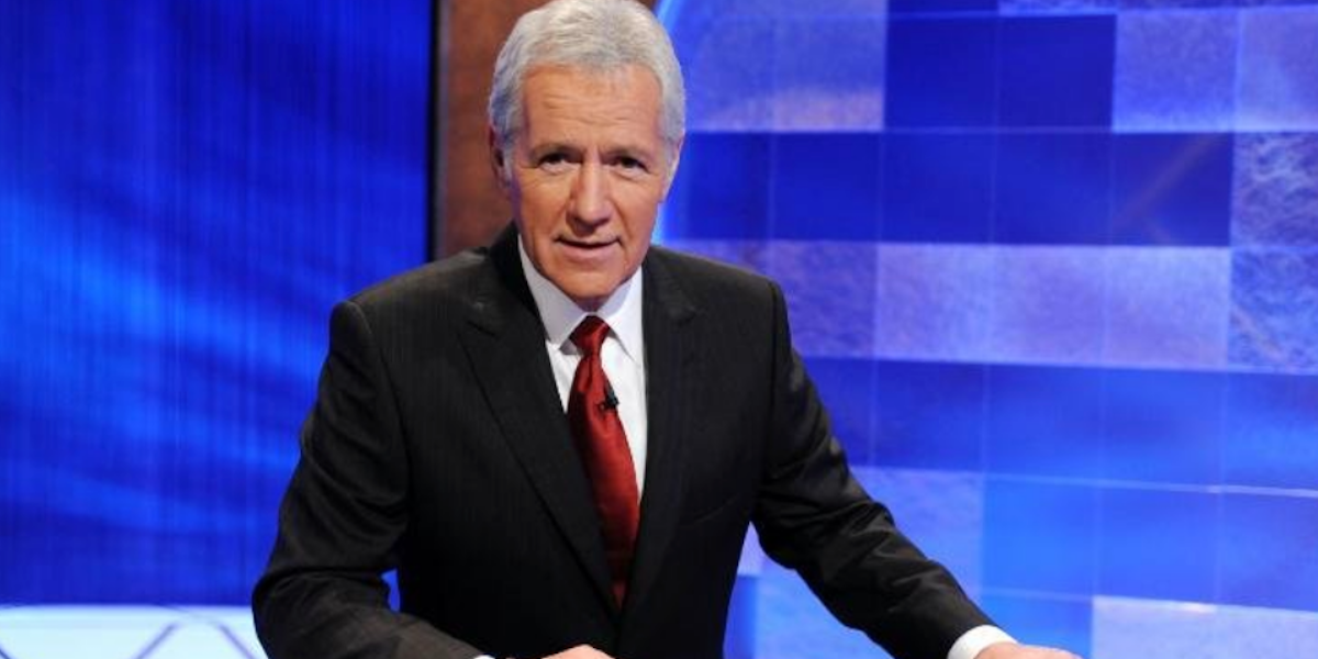 Alex Trebek Shares a Health Update After His Cancer Diagnosis