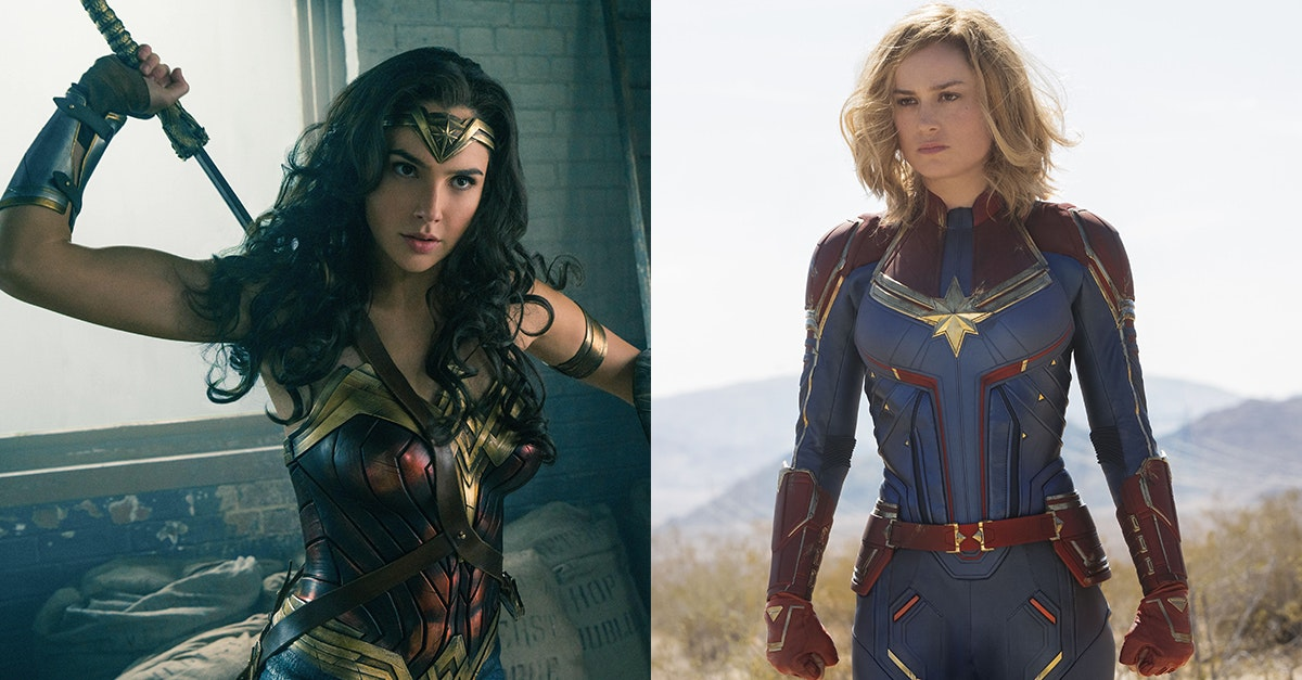 Quiz: Are You More Marvel Or DC?