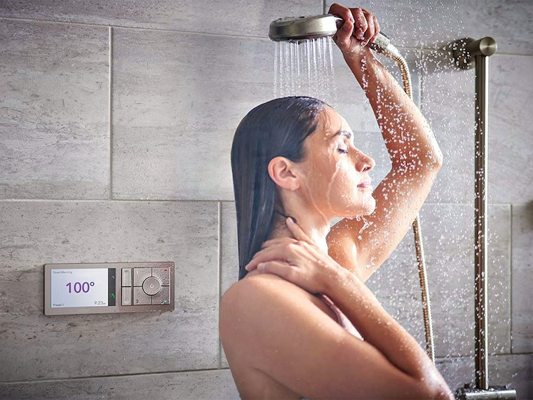 This smart home upgrade for your shower