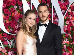 Melissa Benoist and Chris Wood Tie the Knot