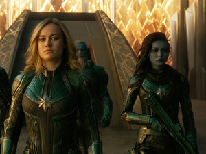 Captain Marvel Opens This Weekend, And Carol Danvers Has Come a Long Way, Baby