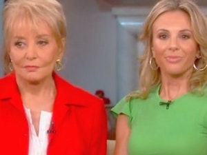 This Footage of Elisabeth Hasselbeck Backstage on 'The View' Is A LOT