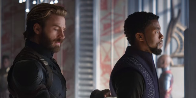These New Avengers: Infinity War Character Posters Are Everything