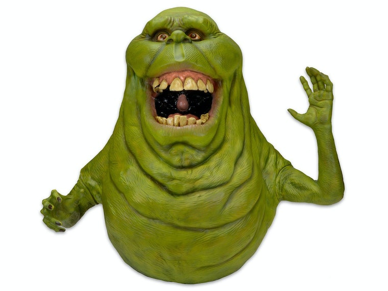 A 3-foot Slimer to call your very own