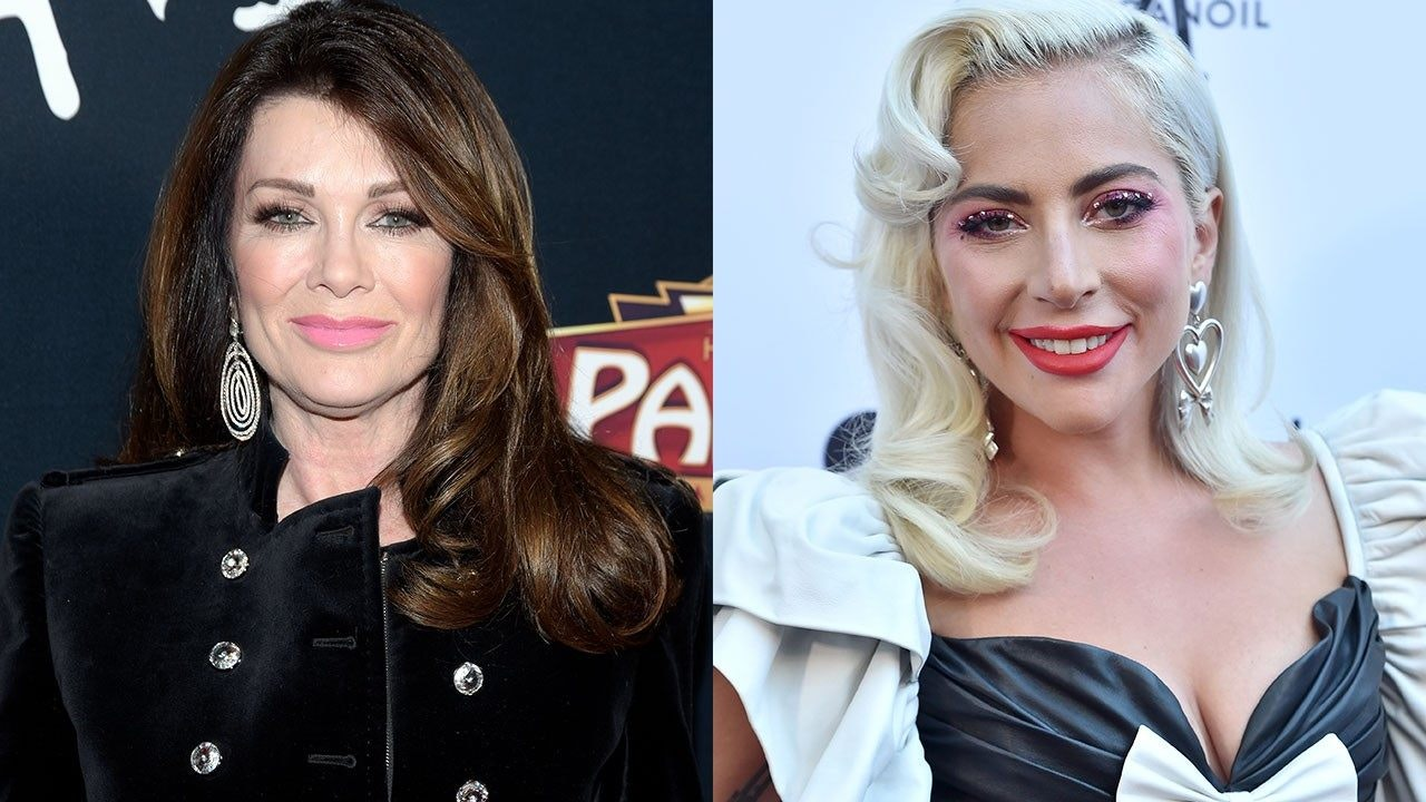 Lisa Vanderpump and Lady Gaga Had a Super Fun Night Out