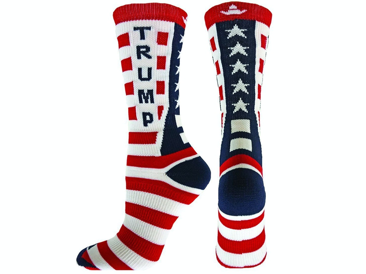 These America-licious socks for when you want to make a statement