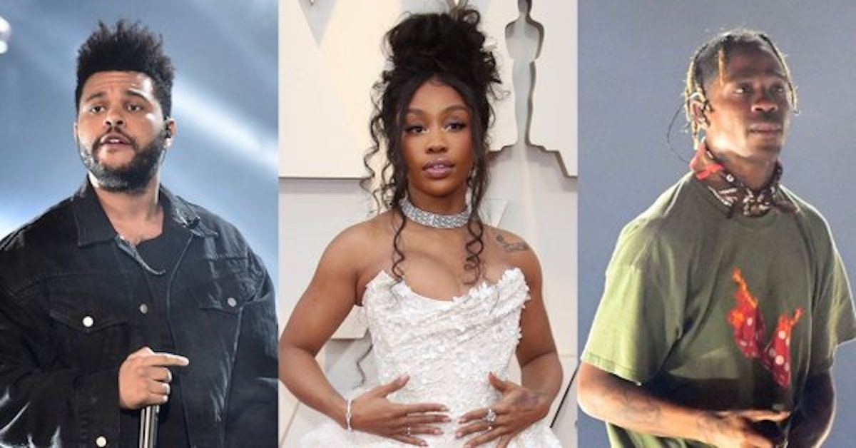 The Weeknd, SZA and Travis Scott Are Teaming Up to Make a 'Game of Thrones' Song